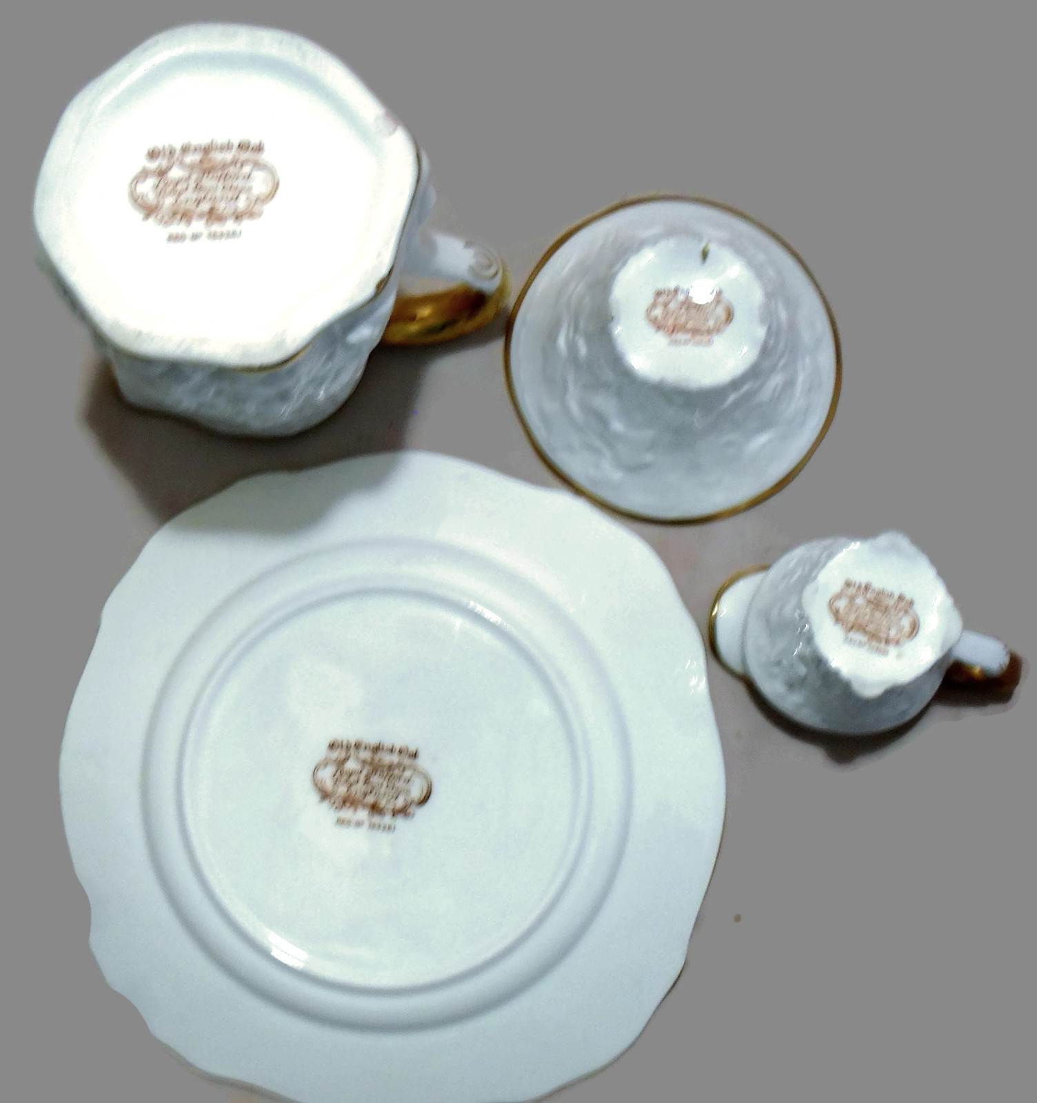 ... Royal Stafford Antique Bone China Old English Oak England & Royal Stafford Antique Bone China Old and 9 similar items