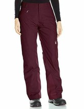 Spyder Women's Winner Athletic Fit Pant, Size XL, Inseam Short(30),Ski S... - $56.00