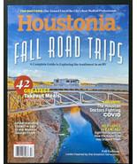 HOUSTONIA MAGAZINE FALL ROAD TRIPS GREATEST TAKE OUT MEALS HOUSTON DOCTO... - $3.00