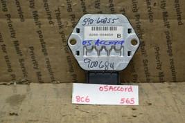 2005-2007 Honda Accord Throttle Control Unit 37850PPD911 Module 565-8C6 - $7.69