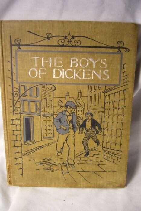 The Boys of Dickens Retold McLoughlin Brothers