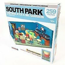 New McFarlane Toys 12899-4 South Park The Classroom Large Construction Set - $26.47