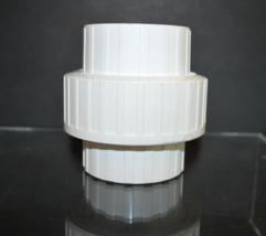 "2"" Solvent White PVC Union SCH80 164-638HC by M... - $9.99"