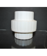 "2"" Solvent White PVC Union SCH80 164-638HC by Mueller/B&K - $9.99"