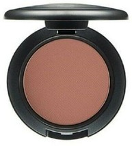 MAC Powder Blush Fard a Joues SWISS CHOCOLATE Soft Cocoa .21oz / 6 g NIB - $23.76
