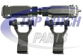 Yamaha Raptor 700 700R Atv Front & Rear Billet Lowering Kit - $39.95