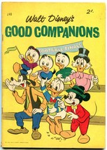 Walt Disney's Good Companions 1964- Australian comic-Donald Duck- VG/F - $45.40