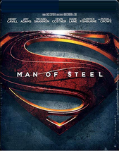 Man of Steel - Limited Edition Steelbook (Blu-ray + DVD)