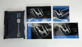 2004 Honda Accord Sedan Owners Manual Guide Book W/ Case - Ships In Under 24hrs! - $12.41