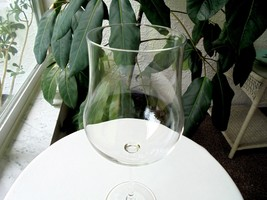 Mikasa Oenologue Beaujolais Clear Crystal Wine Goblet Multiple Avail image 2
