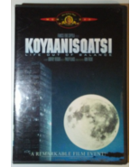 KOYAANISQUATSI - LIFE OUT OF BALANCE – Documentary - DVD - Not Rated - $5.00