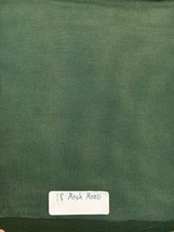 Zweigart Mono Deluxe Blank 18 Count Needlepoint Canvas Victorian Green - $10.93+