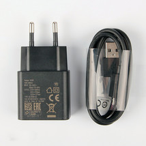 Original Sony UCH10 Fast charger Travel charger + UCB20 Type-C Cable For... - $14.49