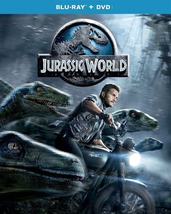 Jurassic World [Blu-ray + DVD] (2015)