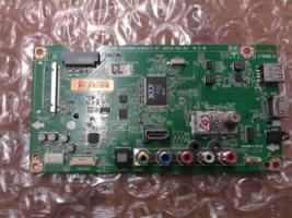 EBT63034612 Main Board From LG 49LB5550-UY.BUSWLJR LCD TV - $41.95