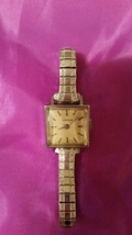 Vintage, Longines, 17 Jewels, Swiss, 10K RGP Watch, Manual Wind - $38.00