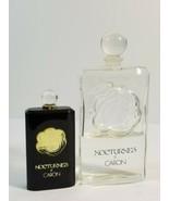 (2)Dummy Lot Nocturnes De Caron Parfum 1 Fl. oz Splash Caron Paris & 3.3... - $48.99