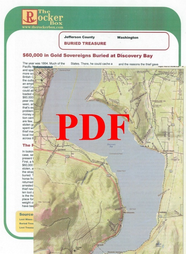 Discovery Bay Cache of Jefferson County, Washington - PDF