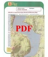 Discovery Bay Cache of Jefferson County, Washington - PDF - $2.95