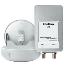 Intellian DLA/Latin LNB - 10.5GHz, 2 Ports - $174.42