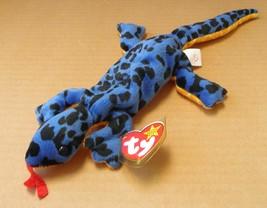 TY Beanie Babies Lizzy the Lizard Stuffed Animal Plush Toy - 13 inches l... - $15.20