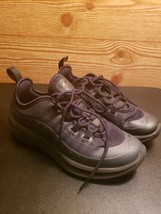 Nike Youth Air Max Axis Black Anthracite Running Shoes AH5223-008 Size 2Y - $39.55