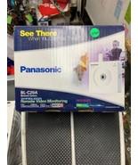 Panasonic BL-C20A WIRELESS Remote video Monitoring Network Camera (NEW O... - $128.57