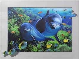 Dolphins 3D Lenticular Poster - $29.00