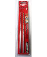 "Milwaukee 48-20-8801 5/32"" x 6"" 3-Flat Carbide Hammer Drill Bits 2 Pack - $3.51"