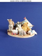 Enesco Cherished Teddies Buffy, You Fill My Life with Simple Pleasures 2000 - $11.88