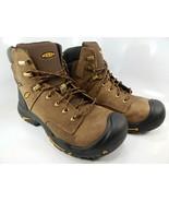 "Keen Mt. Vernon 6"" Size 7 2E WIDE EU 39.5 Men's WP Soft Toe Work Boots 1... - $97.96"