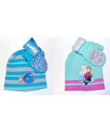 Disney Toddler Girls Winter Hat and Mittens Set... - $7.99
