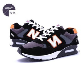 sports The gray 1 shoes shoes new male men HCB116 running gambling vrw0qtv5nf