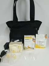 Medela In Style Advanced Double Electric Breast Pump  On-The-Go Tote Fre... - $88.78