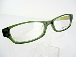 Nine West NW 5133 (313) Crystal Olive 53 x 17 135 mm  Eyeglass Frames - $51.96