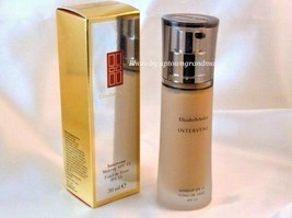 Intervene Liquid Foundation Makeup Soft Toast #12 Full Size SPF 15 New In Box - $14.80