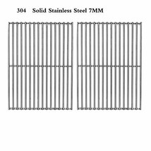 Htanch SF43622-Pack Stainless Steel Cooking Grid Grates Replacement for ... - $45.61