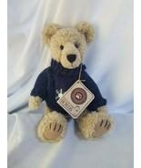 "Boyds Bears Plush - Linus P. Fuzzfrost 8""  - $16.78"