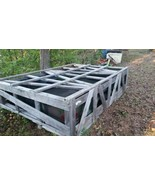 Steel Trailer Truck Bed Ex-Military M105 Trailer New - $1,800.00