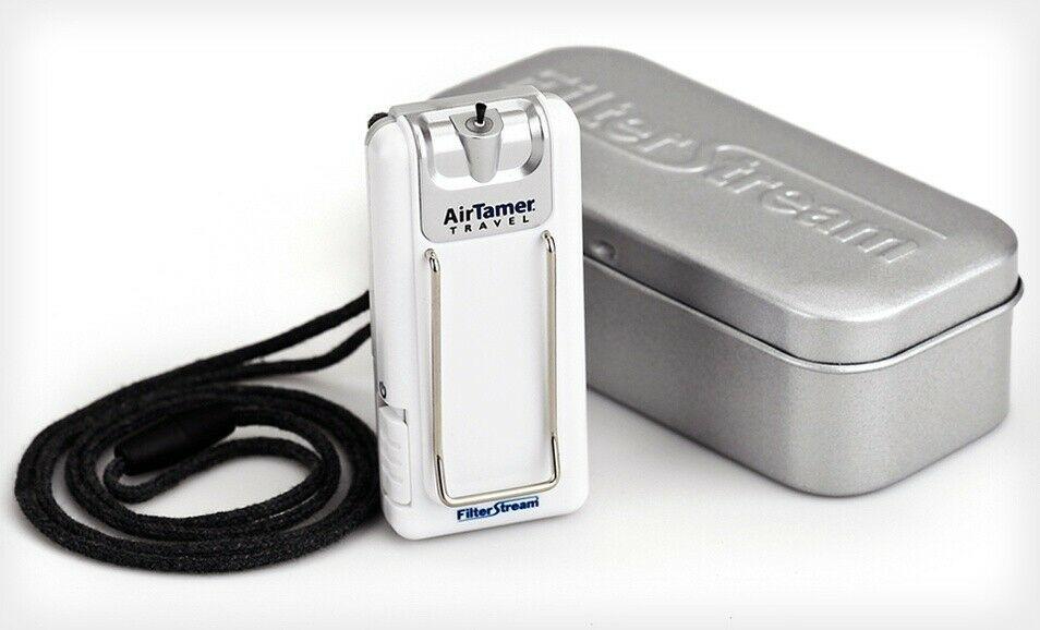 AirTamer A302 Travel IONIC Personal Air Purifier air clean