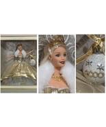 Y2K Barbie Doll 21st Century Celebration Edition Year 2000 Ornament Matt... - $48.99