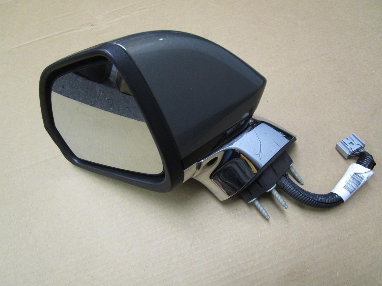 Mirror Power Heated LH Left Driver Side for Chevy Malibu Saturn Aura