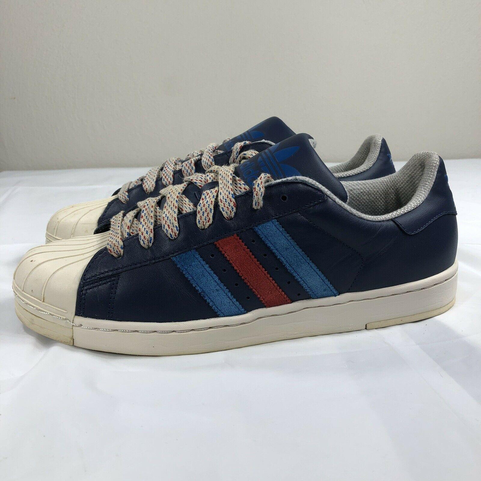 Adidas Superstar Shell Toe Trefoil 2012 Navy and 50 similar