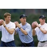 Peyton Eli Archie Manning SAS Vintage 11X14 Color Football Memorabilia Photo - $14.95