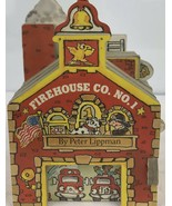Mini House: Firehouse Co. No. 1 by Peter Lippman: Used - $9.49