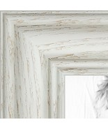 ArtToFrames 24x33 inch Off White Wash on Ash Wood Picture Frame, 2WOM015... - $73.90
