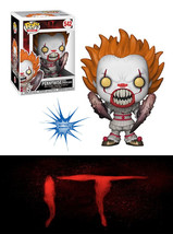 Funko Movie - IT - Pennywise with Spider Legs Pop Vinyl Figure - $2.97