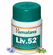 Himalaya Herbal Liv.52 100 Tablets Ayurveda Ayurvedic Herbal Product - $14.84+