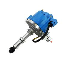 HEI Distributor 65K Coil For 1977-1987 Buick Even Fire 231 3.8L V6 Blue Cap image 6