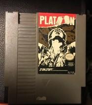 Platoon (Nintendo Entertainment System, 1988) - $3.96